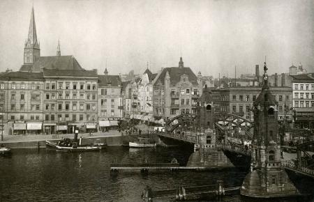 Bulwar Nadodrzański (MNS/A.Foto/15528; Szczecin)