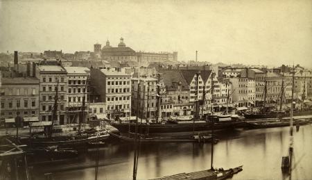 Bulwar Nadodrzański (MNS/A.Foto/15534; Szczecin)