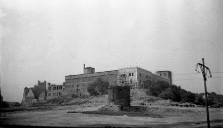 Zamek i Baszta 7 Płaszczy; (wł. Ratusz; Szczecin)